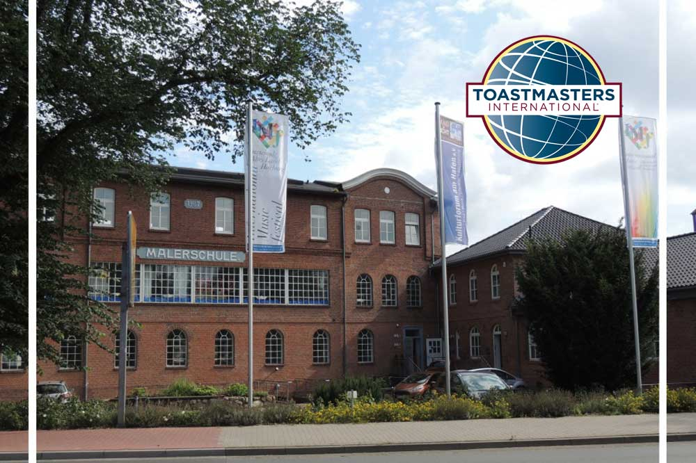 Kulturforum Buxtehude, Treffpunkt der Toastmasters